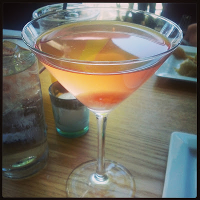 Lychee Martini - The MINT Gastropub - Bethlehem, PA | Taste As You Go