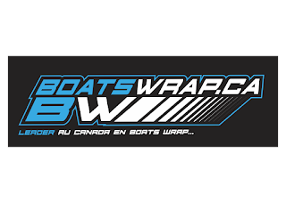 Boats Wrap Logo Vector