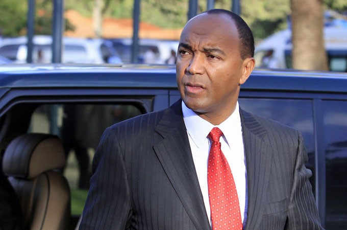 Peter Kenneth Governor