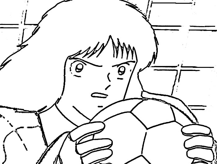 Holly e benji cartone animato