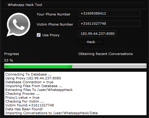 WhatsApp Spy Android