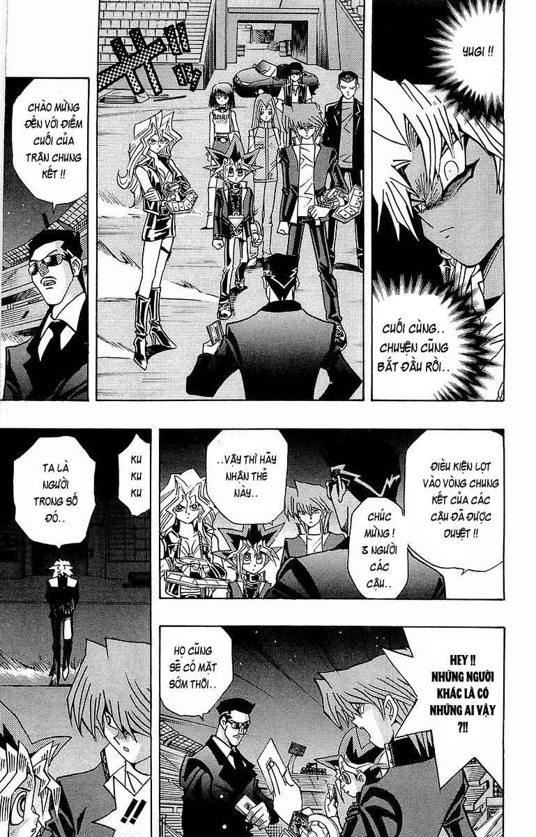 YUGI-OH! chap 201 - thách thức cuối cùng trang 18