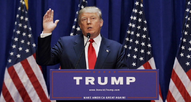 عاجل : دونالد ترامب رئيسا للولايات المتحدة الامريكية