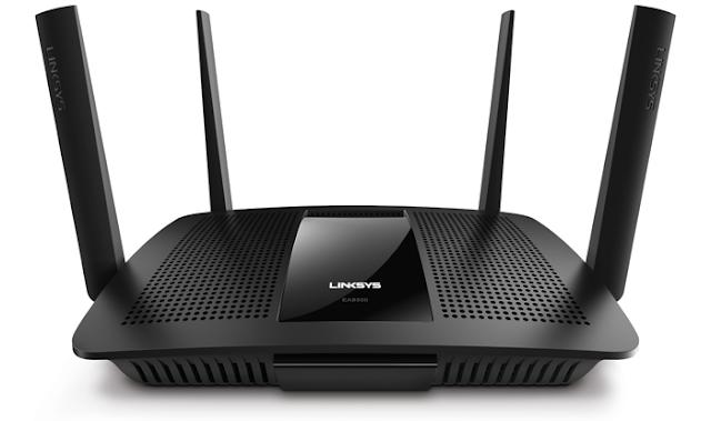 Đánh giá bộ định tuyến không dây Linksys EA8500