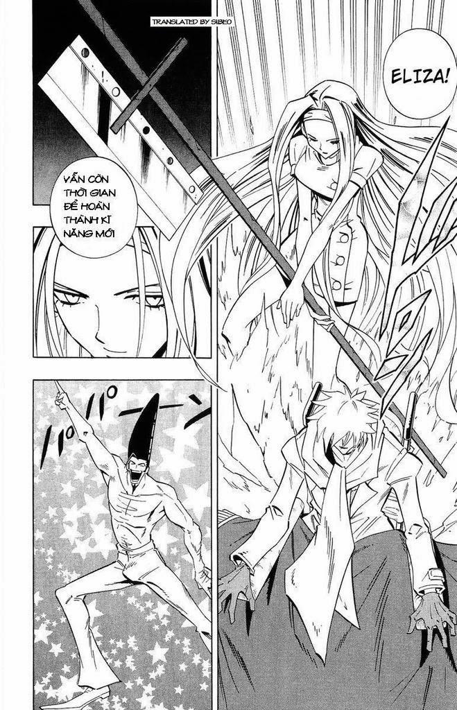 Shaman King [Vua pháp thuật] chap 231 trang 11