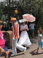 Bert Disney Parks Character
