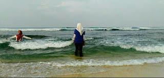 Indahnya Pantai Indrayanti