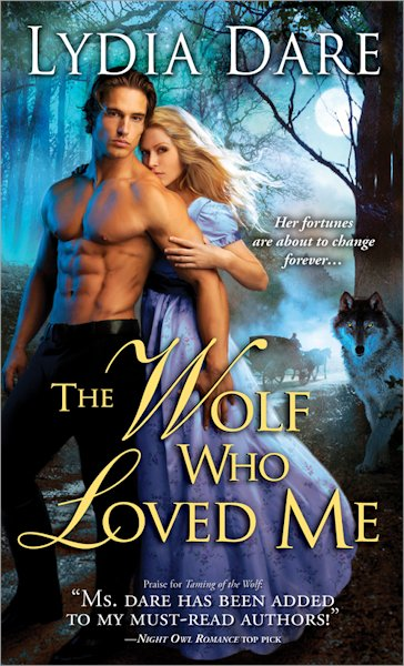 Guest Blog by Lydia Dare - Combining Regency with Paranormal—why it works!
