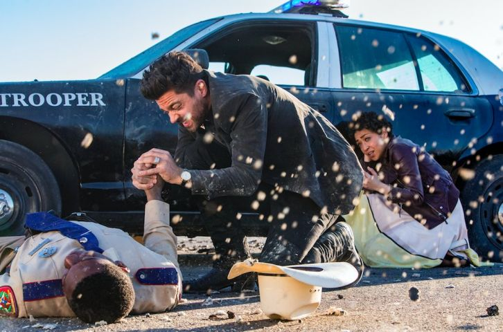 Preacher - Season 2 - Premiere Date, First Look Photos + Casting News