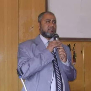 بالدموع والدعوات :قطاع كهرباء قنا يودع المحاسب محمد جمال حسني