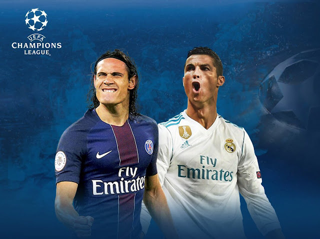 PSG vs Real Madrid: Uefa Champions League 16th Round start time, live, how to watch on TV/online