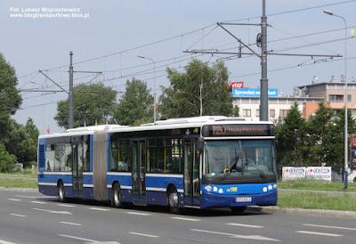 Castrosua CS-40 City, MPK Kraków