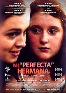 Cartel: Mi 'perfecta' hermana