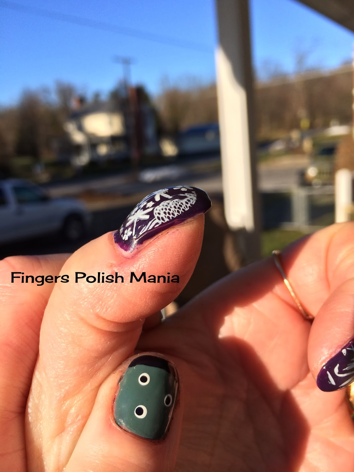 fingers polish mania: Family Nails 2