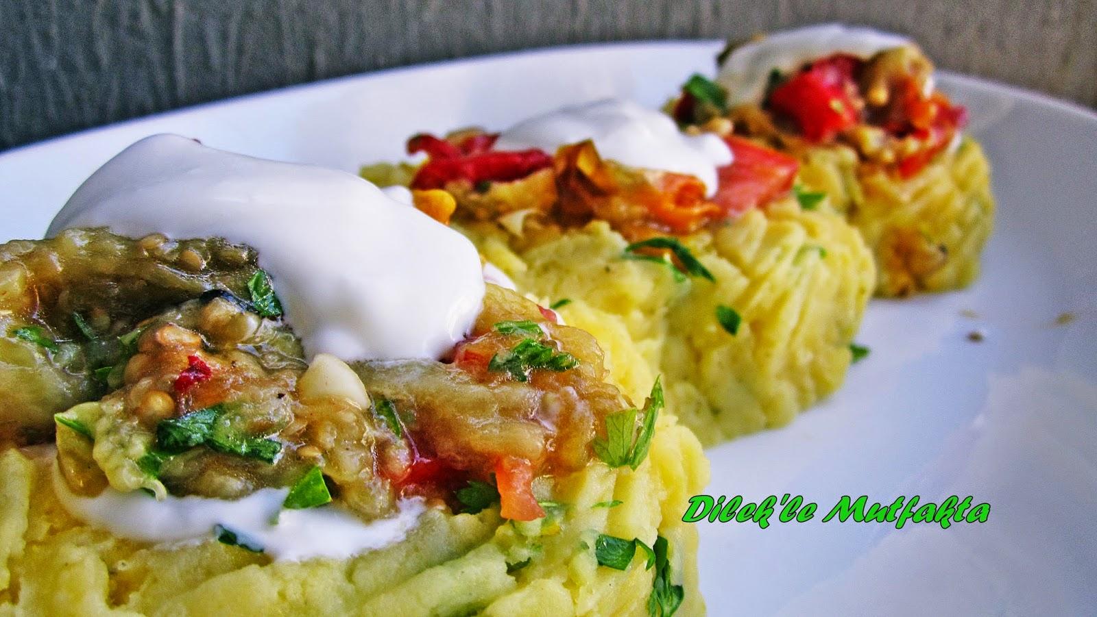 Yer Fsıtıklı Patlıcan Salatası Videosu