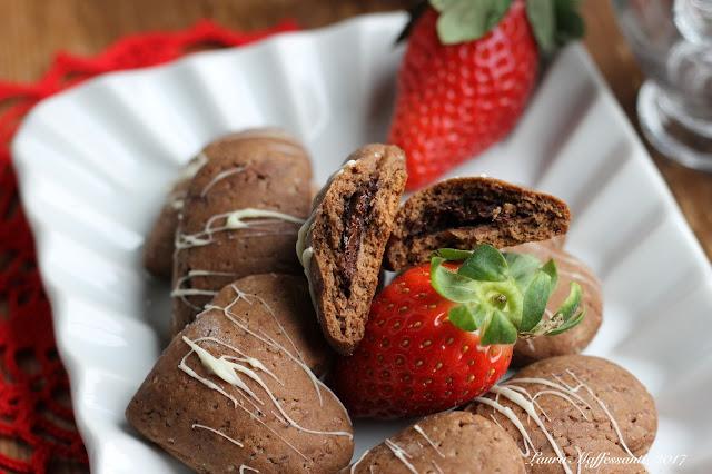 biscotti cioccolato ricetta vegan