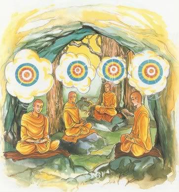 """Đạo Phật Nguyên Thủy - Tìm Hiểu Kinh Phật - TRUNG BỘ KINH - Các bài kinh """"Nhất dạ hiền giả"""""""