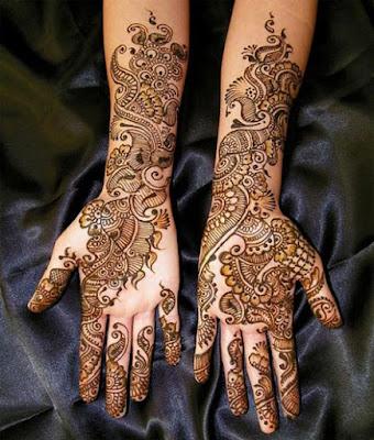Latest-&-stunning-punjabi-mehendi-designs-2017-for-girls-5