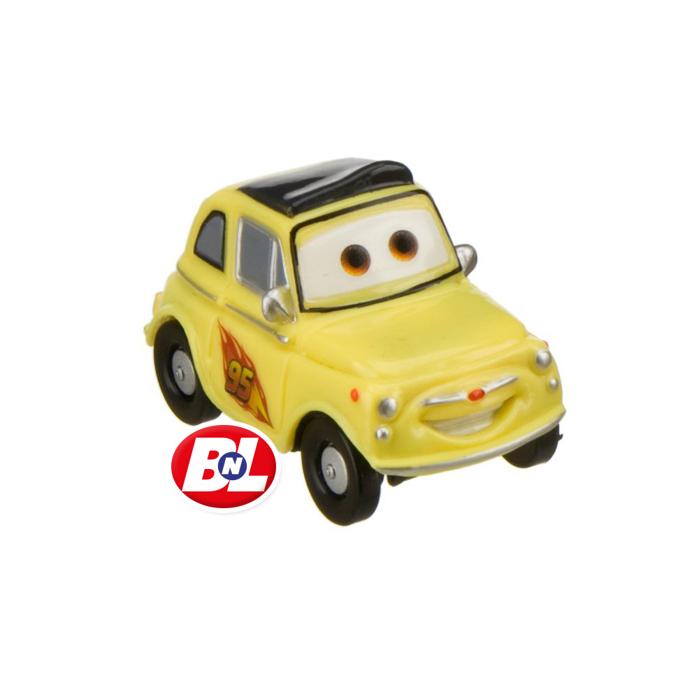 WELCOME ON BUY N LARGE: Cars 2: Lightning McQueen Pit Crew