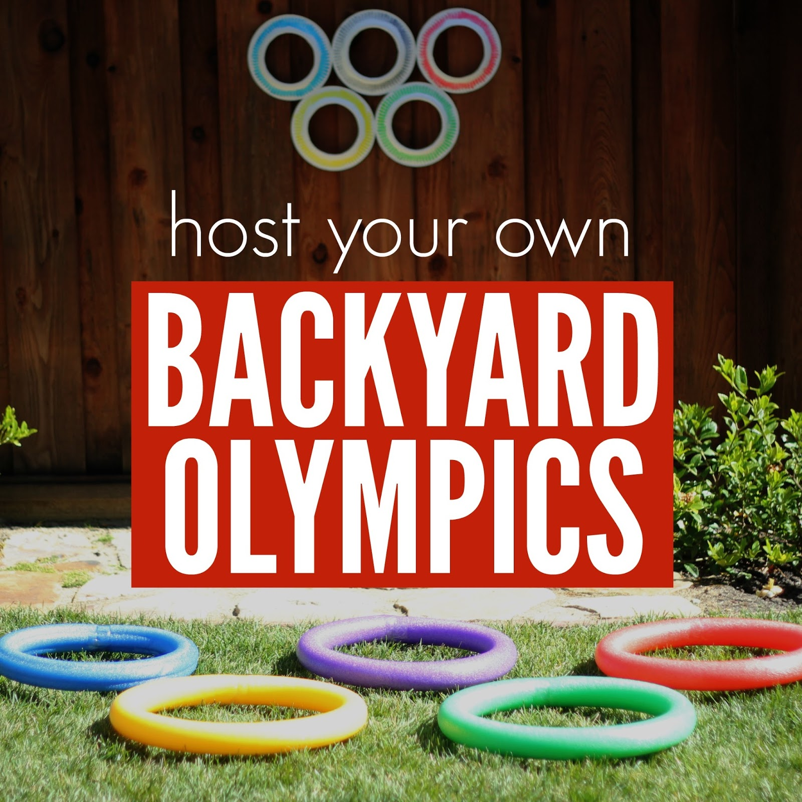 toddler approved 2 simple and silly backyard olympics ideas for kids