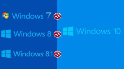 مهم لكل مستعملي النسخ القديمة من الويندوز (windows 7، windows 8...) بعد قرار ميكروسوفت