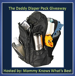 The Daddy Diaper Pack Giveaway