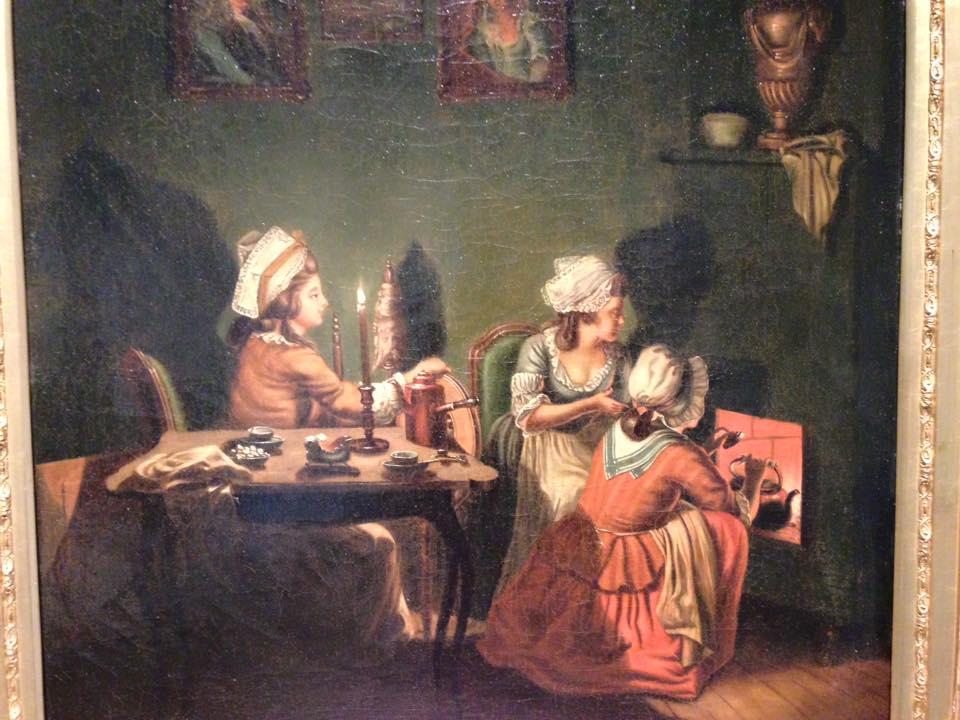 Isis Wardrobe Working Women In Late 18th Century Sweden