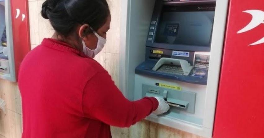 MIDIS: Alrededor de 4.7 millones de hogares ya cobraron el bono de S/ 760