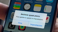 Come aumentare la memoria interna di un iPhone o iPad