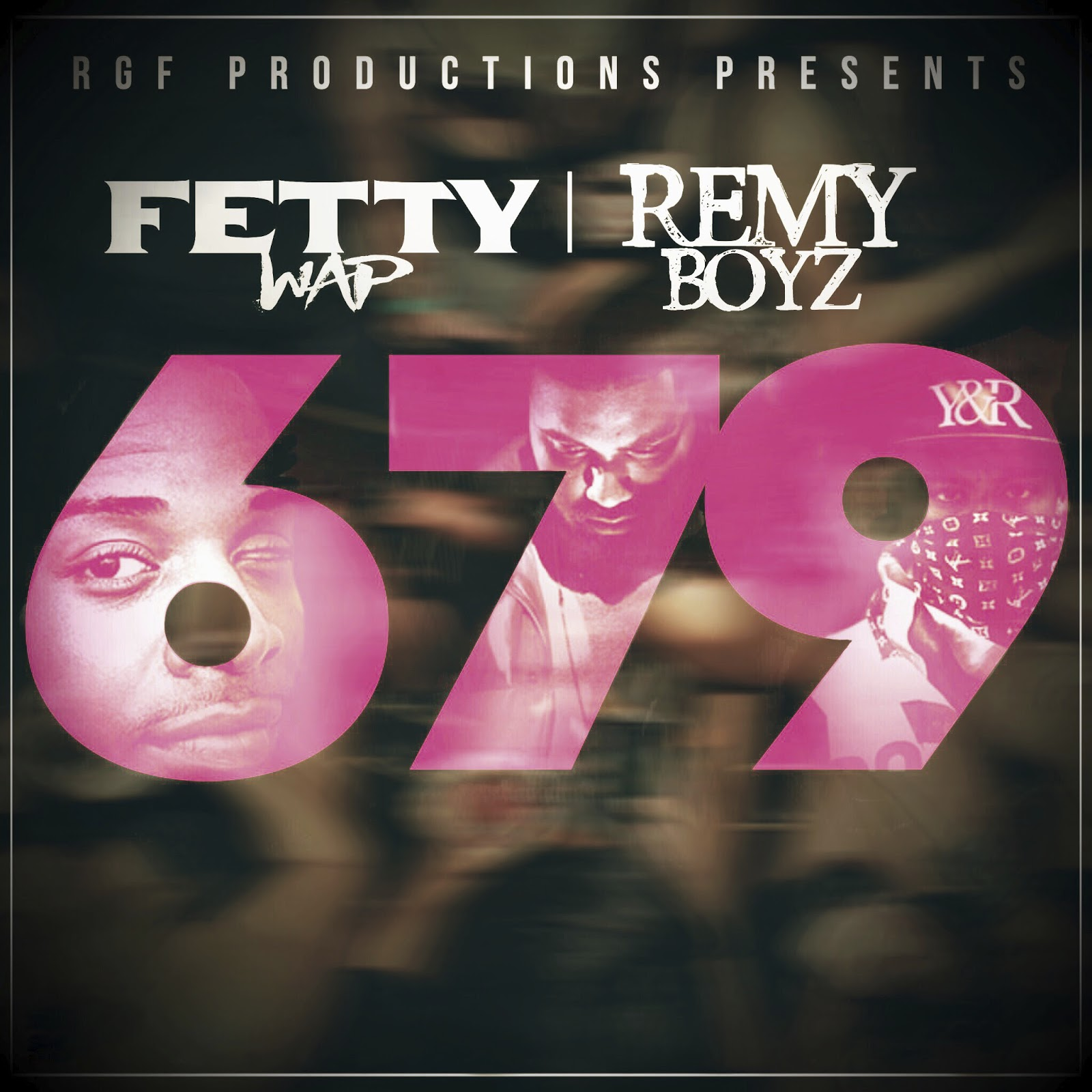 Fetty Wap - 679 f/ Remy Boyz (Clean / Dirty) - DJ Promos