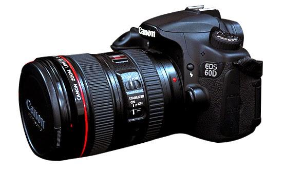 Daftar Harga Kamera Canon dan Spesifikasi EOS 60D Terbaru