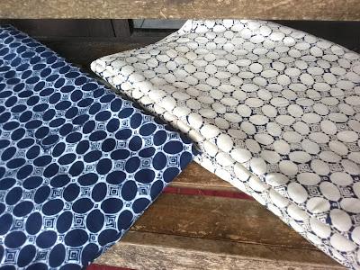 batik cap motif kawung