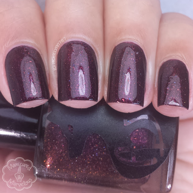 Frenzy Polish - Crushed Cranberries