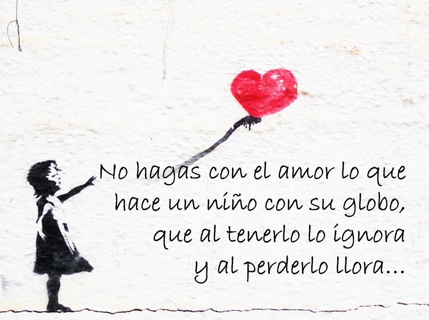 Lecciones Para Amar Frase Sobre Perder El Amor