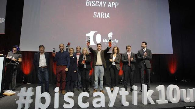 Entrega de premios Biscay APP