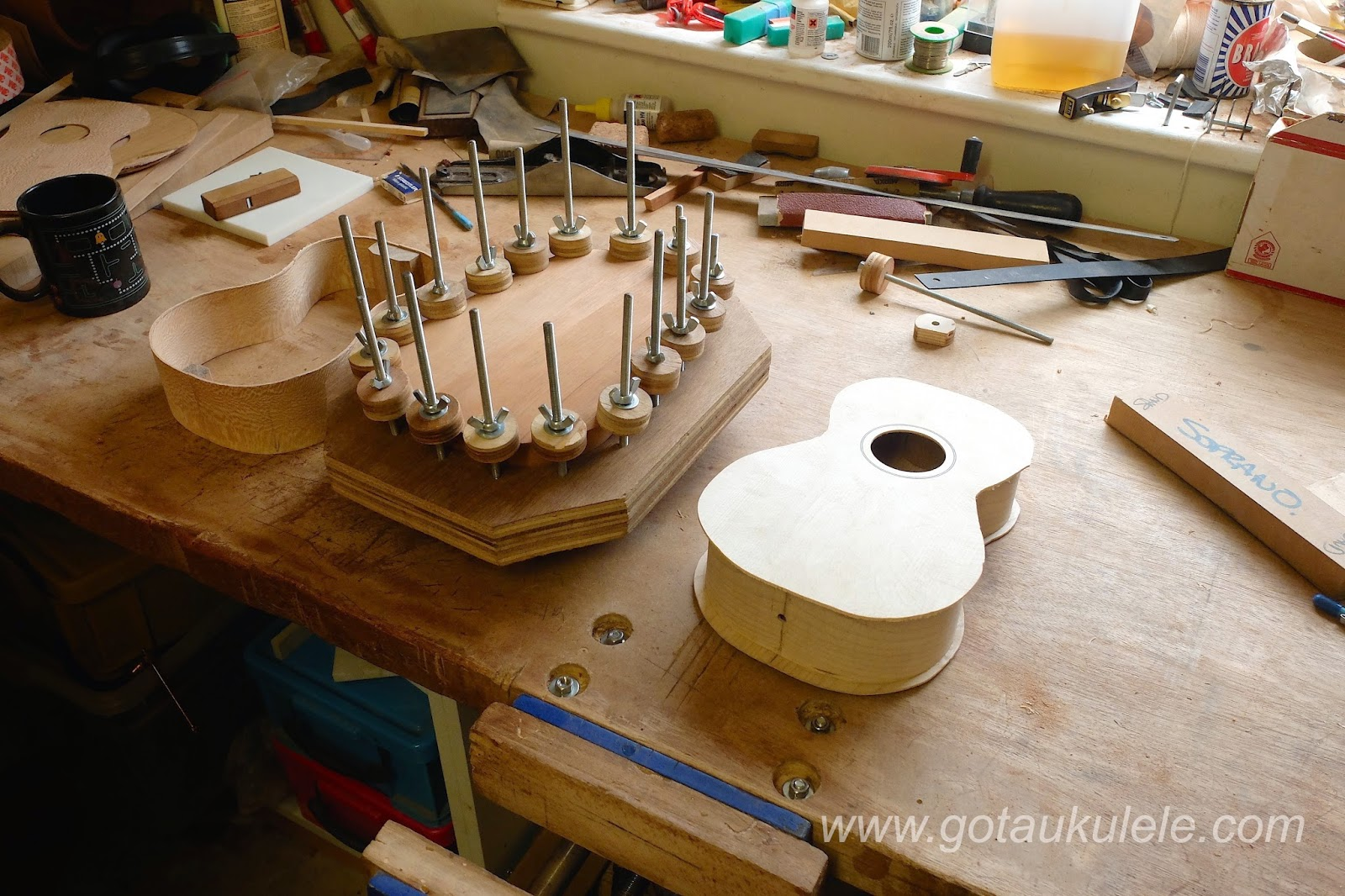 Ukulele Luthiers And Hand Made Builders
