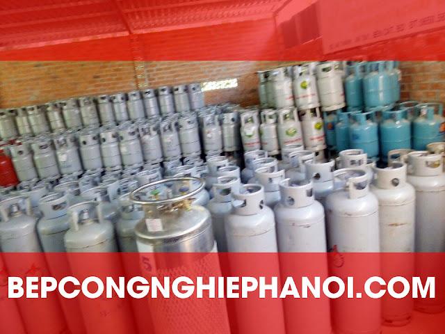 Lưu ý khi sử dụng bình gas công nghiệp