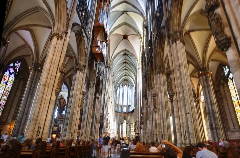 A Catedral de Colônia – Alemanha