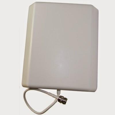 Antena panel 900/1800/2100 MHz 6.4/9.4 dBi