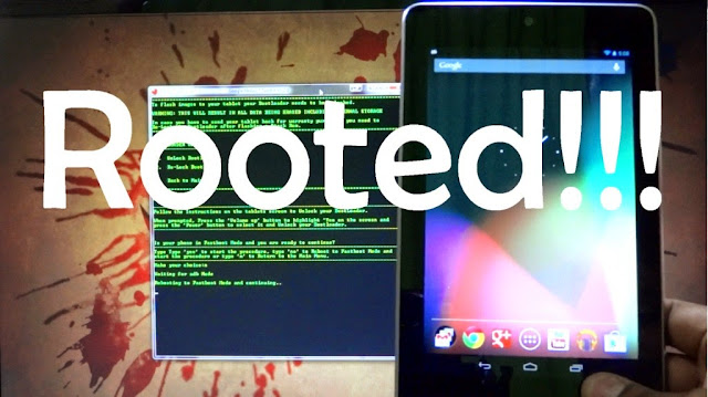 How to Boot and Enter Google Nexus 4 Recovery Mode