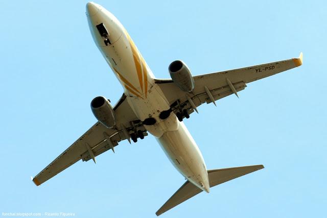 YL-PSD - BOEING 737 - PRIMERA AIR NORDIC