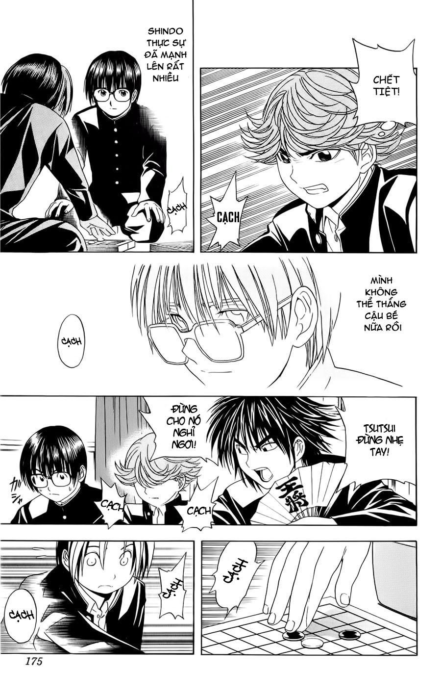 Hikaru No Go hikaru no go chap 42 trang 20