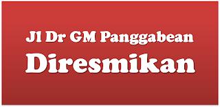 Jalan GM Panggabean Gantikan Jalan Teladan Medan