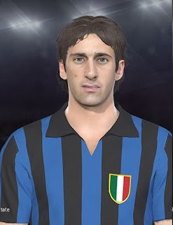 PES 2019 Faces Diego Milito By DNA+I Facemaker