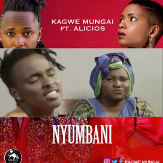Kagwe Mungai Ft Alicios - Nyumbani Video