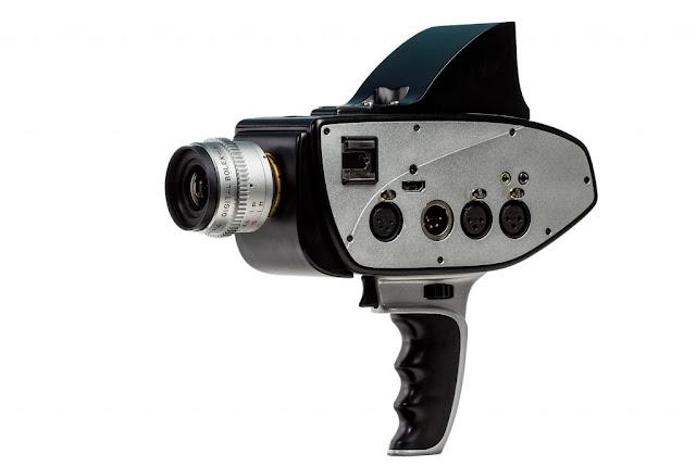 Fotografia della Digital Bolex D16