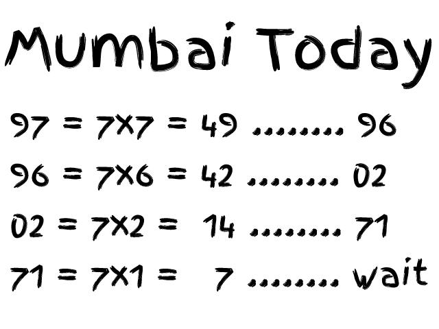 MUMBAI MATKA 8-2-2019   यहां से सिंगल जोडी आ रही है   Kb Sm Tricks