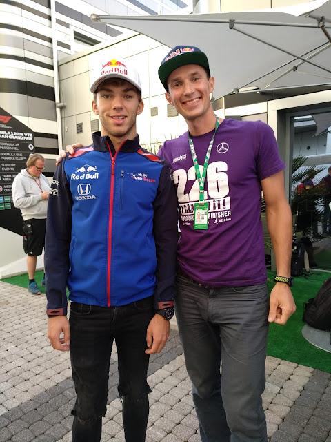Red Bull, Toro Rosso, FORMULA 1 VTB Russian Grand Prix 2018, Pierre Gasly