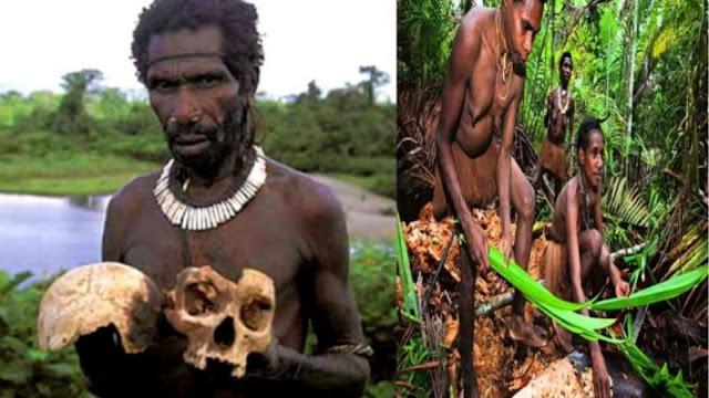 इंसानों से दूर होकर पेड़ों पर रहने लगी ये जनजाति, खाती है इंसानों का मांस