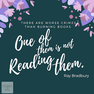 It's a crime to not read... quote